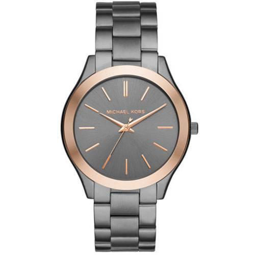 ... Kors»Relógio Michael Kors Feminino Slim Runway – MK8576 5PN. + 065525142d